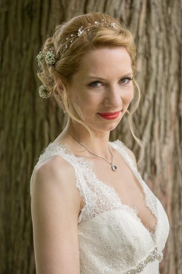Hochzeit Heiraten Hannover - Brautporträt fotografiert von Marc Rodenberg