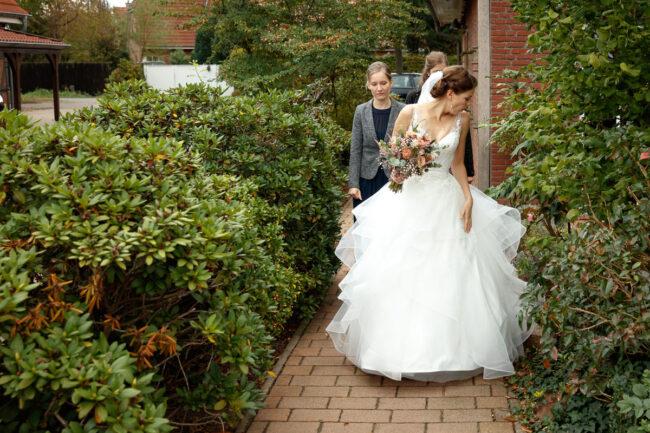 Langenhagen Heiraten Elisabethkirche Hochzeit Hochzeitsfotograf Marc Rodenberg
