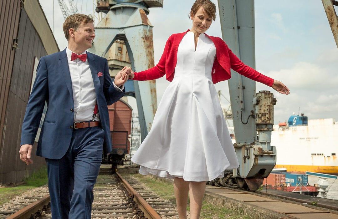 MS Bleichen Hochzeit Hamburg