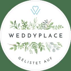 Hochzeitsportal Weddyplace Logo